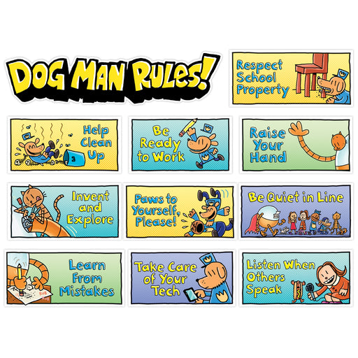 Mini Bba Dog Man Class Rules