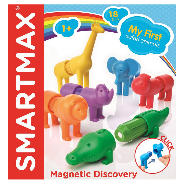 My First Smartmax Safari Animals