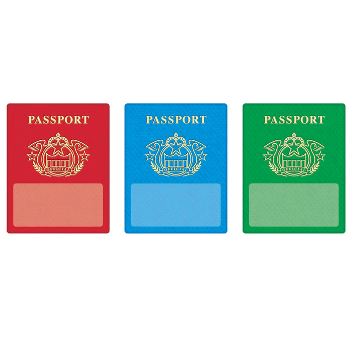 Passports Classic Accents Variety Pack
