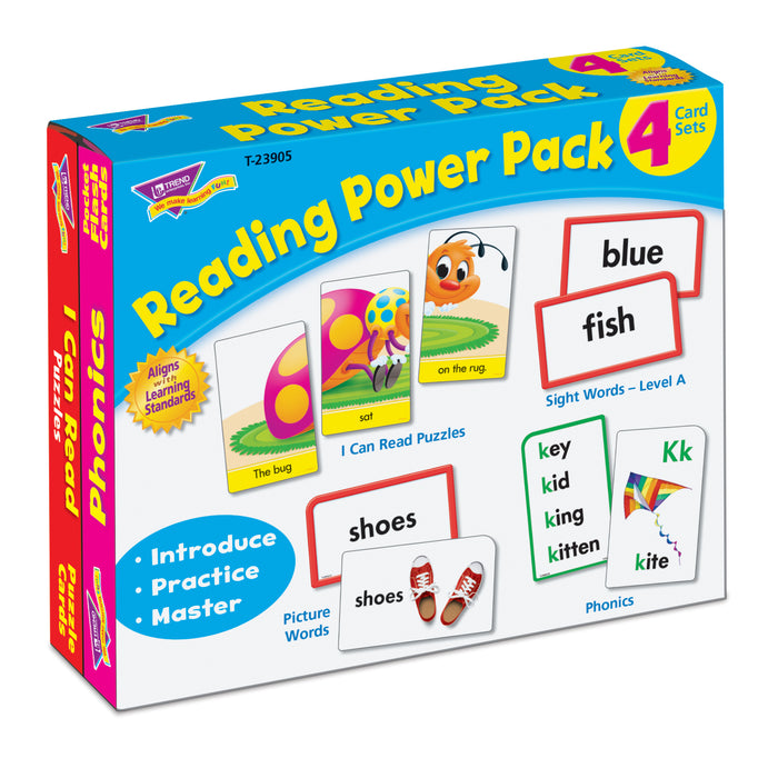 Reading Power Pack