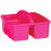 Pink Plastic Storage Caddy