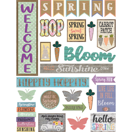 Spring Mini Bulletin Board St Home Sweet Classroom