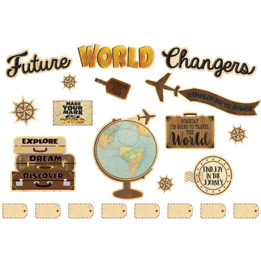 Future World Changers Bb St Travel The Map