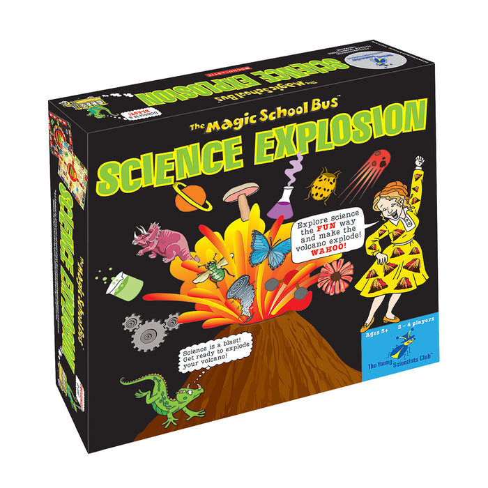 The Magic School Bus Science Explosion