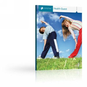 LIFEPAC Health Health Quest Complete Set