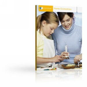 LIFEPAC Home Economics Set of 10 LIFEPACs Only