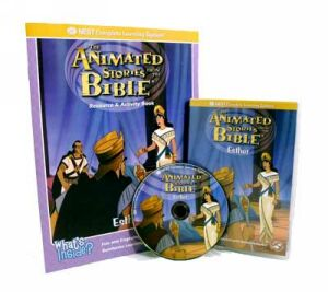 The Story Of Esther Video On Interactive DVD