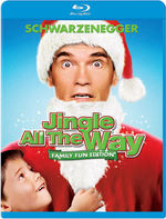 Jingle All Way Christmas DVD