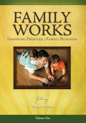 Family Works - Inspiring profiles of Family Business