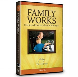 Family Works - Inspiring profiles of Family Business Volume Two