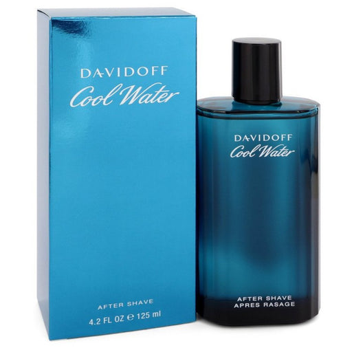 Cool Water By Davidoff After Shave 4.2 Oz
