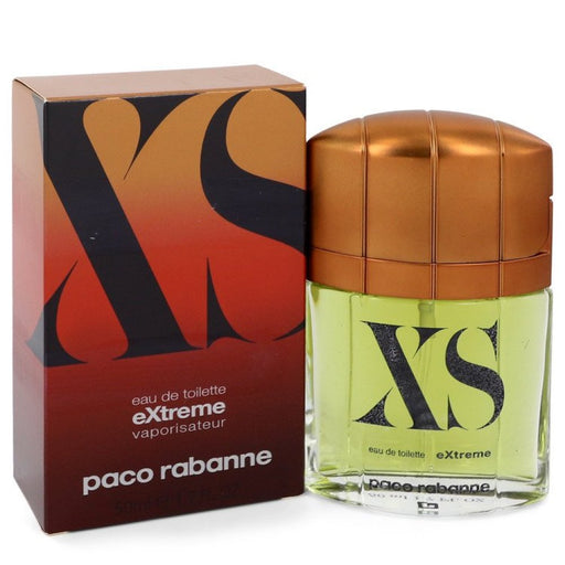 Xs Extreme By Paco Rabanne Eau De Toilette Spray 1.7 Oz