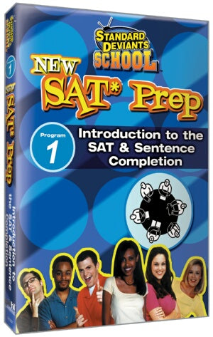 Standard Deviants School SAT Prep Module 1: Introduction to the SAT & Sentence Completion