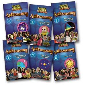 Standard Deviants School Astronomy (7 Super Pack)
