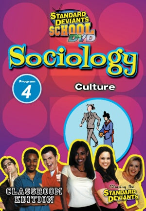 Standard Deviants School Sociology Module 4: Culture