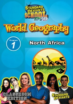 Standard Deviants School World Geography Module 1: North Africa