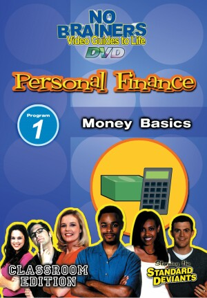 Standard Deviants School NB Personal Finance Program 1 - Money Basics