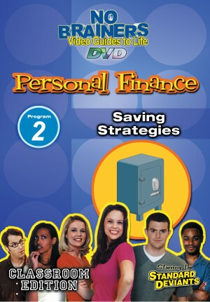 Standard Deviants School NB Personal Finance Program 2 - Saving Strate