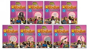 Standard Deviants School Calculus (10 Pack)
