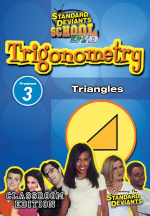 Standard Deviants School Trigonometry Module 3: Triangles