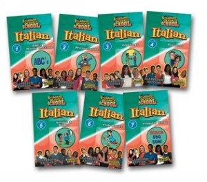 Standard Deviants School Italian (7 Pack)