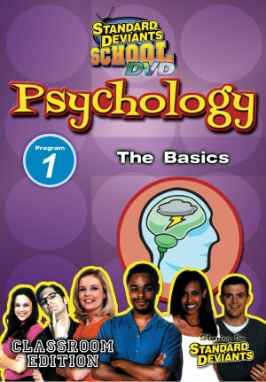 Standard Deviants School Psychology Module 1: The Basics