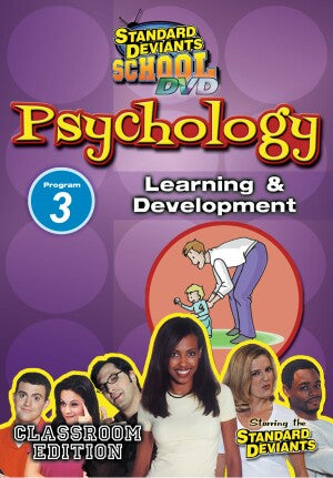 Standard Deviants School Psychology Module 3: Learning and Development