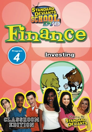 Standard Deviants School Finance Module 4: Investing