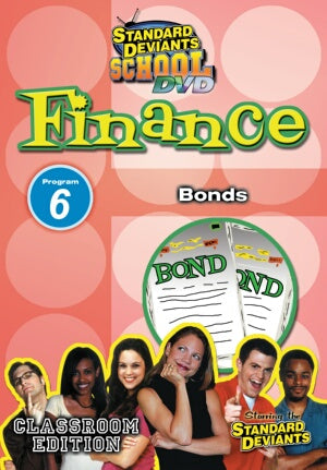 Standard Deviants School Finance Module 6: Bonds