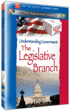 Just the Facts: The Legislative Branch of Government