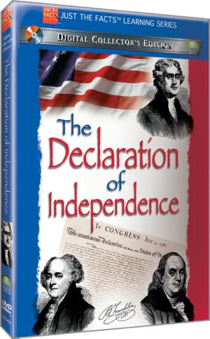 Just the Facts: The Declaration of Independence