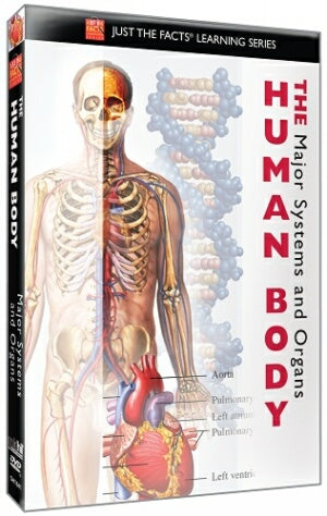 Just the Facts - The Human Body: Major Systems & Organs