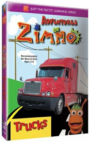 Just the Facts: Adventures of Zimmo: Trucks