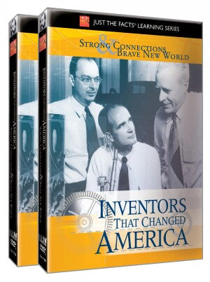 Just the Facts: Inventors That Changed America (2 Pack)