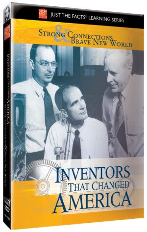 Just the Facts: Inventors That Changed America: Strong Connection