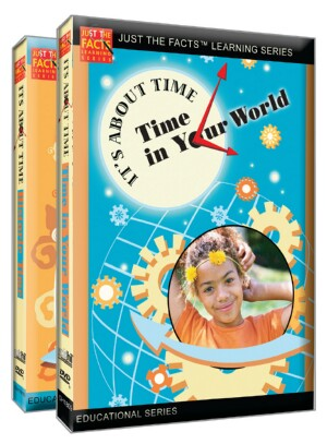 Just the Facts: It's About Time (2 Pack)
