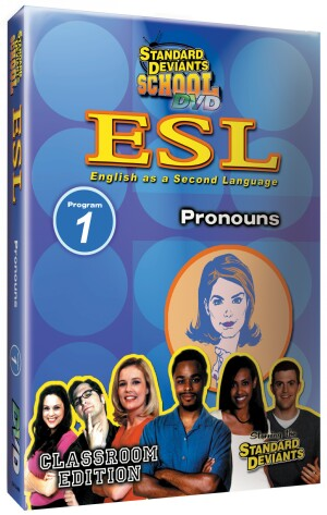 Standard Deviants School ESL Program 1: Pronouns