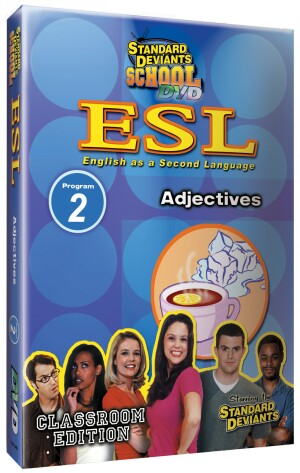 Standard Deviants School ESL Program 2: Adjectives