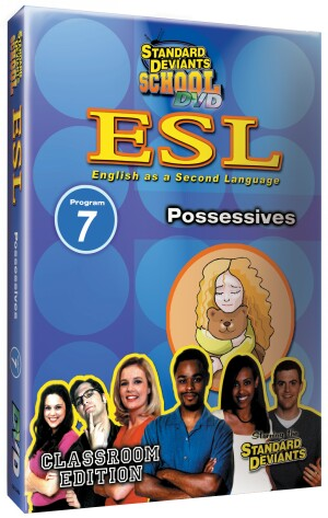 Standard Deviants School ESL Program 7: Possessives