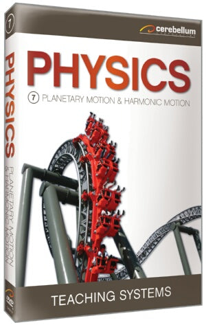 Teaching Systems Physics Module 7: Planetary Motion and Harmonic Motion