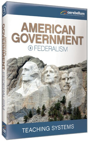 Teaching Systems American Government Module 3: Federalism