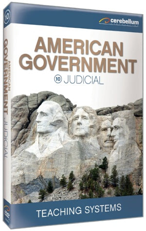 Teaching Systems American Government Module 10: Judicial