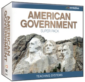 Teaching Systems American Government (11 Pack)