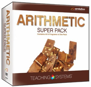 Teaching Systems Arithmetic Module (9 Pack)