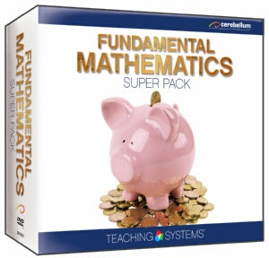 Teaching Systems Fundamental Math Super Pack