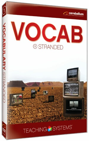 Teaching Systems Vocab: Stranded !