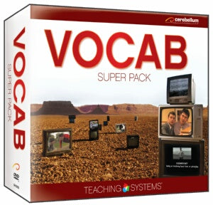 Teaching Systems Vocab: Super Pack