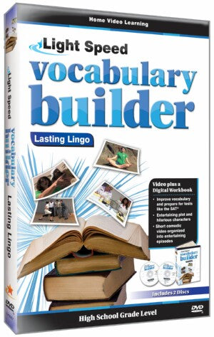 Vocabulary Builder Listing Lingo