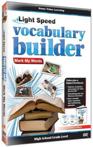 Vocabulary Builder Mark My Words