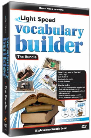 Vocab Builder Bundle